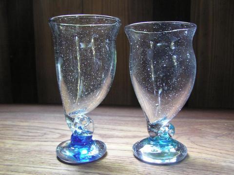 巻貝グラス
